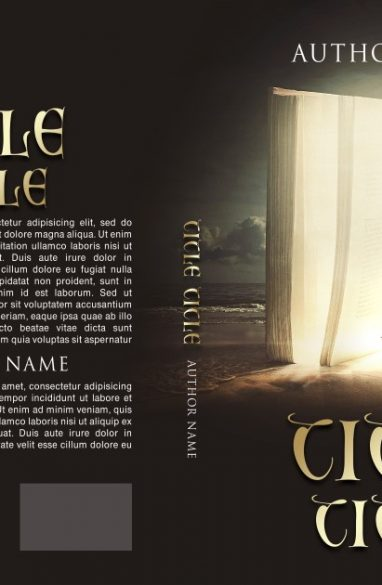 Biblical illumination. Book cover design created by MaryDes and available at bookcoverdesigns.eu.