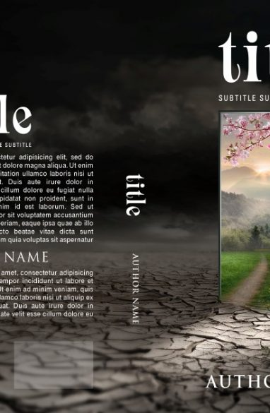 Future vision on our environment. Book cover design created by MaryDes and available at bookcoverdesigns.eu.