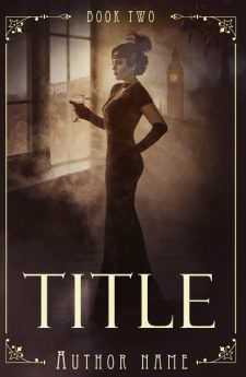 1920s in London. Book cover design created by MaryDes and available at bookcoverdesigns.eu.