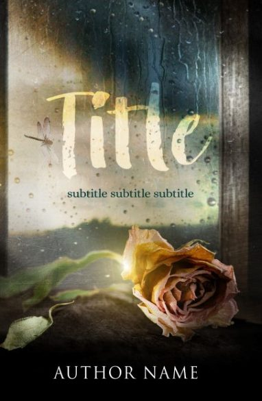 A dramatic event. Book cover design created by MaryDes and available at bookcoverdesigns.eu.