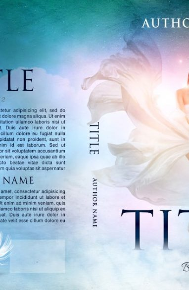 Another magical woman. Book cover design created by MaryDes and available at bookcoverdesigns.eu.