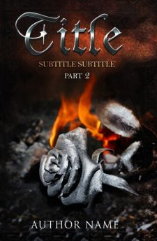 The power of the iron rose. Book cover design created by MaryDes and available at bookcoverdesigns.eu.