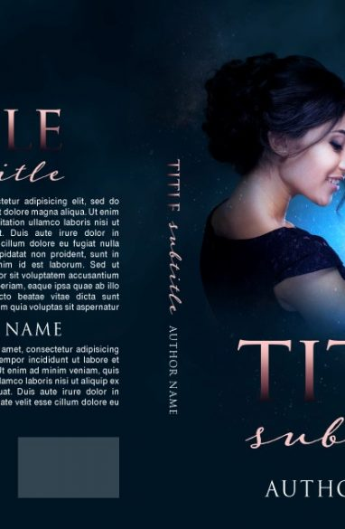 The power within. Book cover design created by MaryDes and available at bookcoverdesigns.eu.