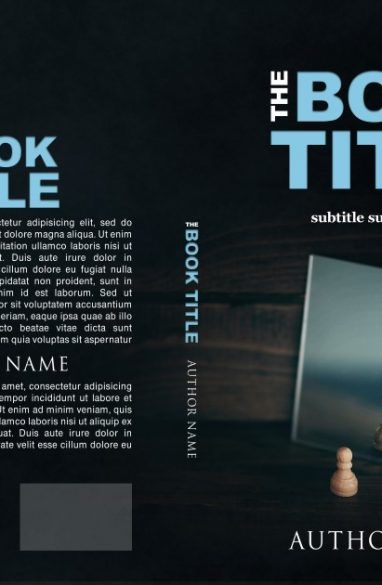 Discover your possibilities. Book cover design created by MaryDes and available at bookcoverdesigns.eu.